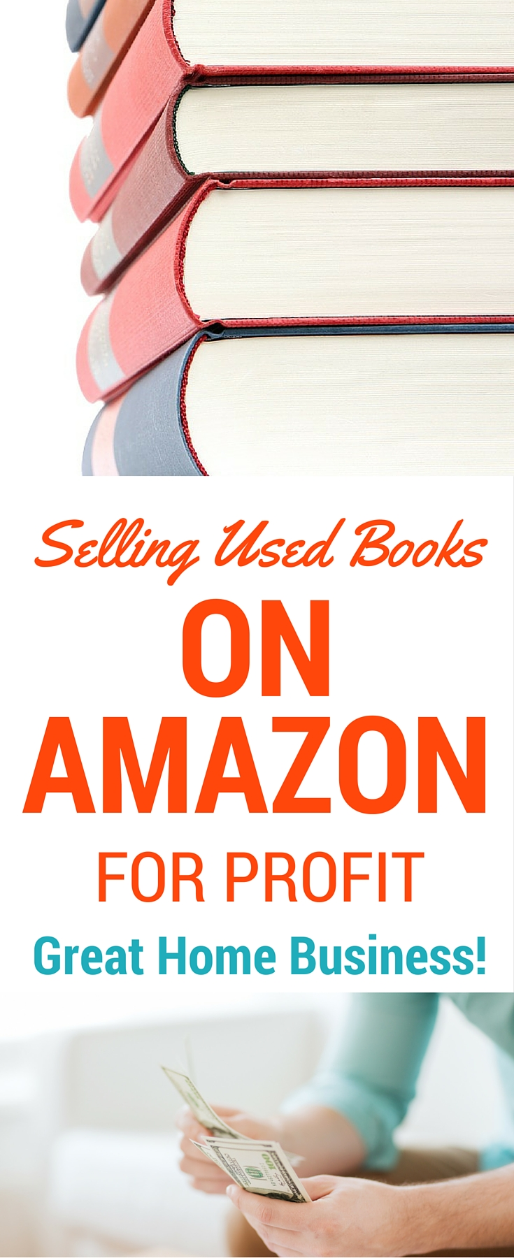 Selling books on eBay, Amazon, and the Internet is one of the easiest online businesses to start. The most difficult problem that eBay and other online sellers have today is finding merchandise they can sell at a profit. Selling used books solves this problem because there is a ready market for used books—and there is ample supply at great.