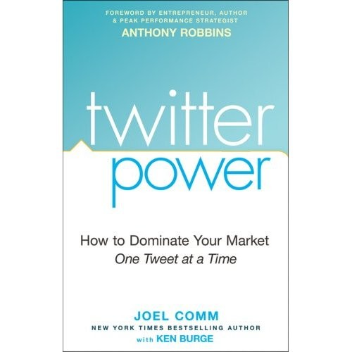 """Now You Can Pre-Order """"Twitter Power: How To Dominate Your Market One Tweet At A Time"""""""