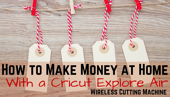 make money at home with a circuit explore air