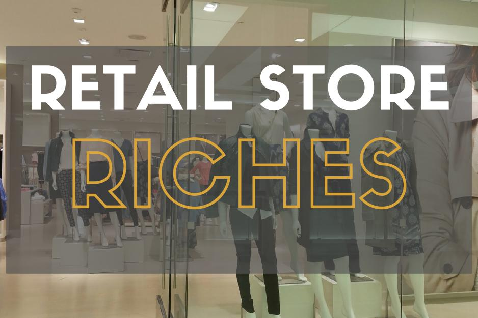 How to Make Money at a Retail Store Without Working There