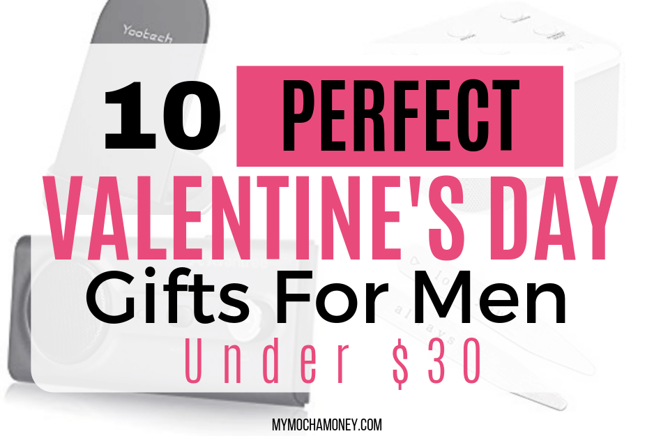 10 Perfect Valentine's Day Gifts for Men Under $30